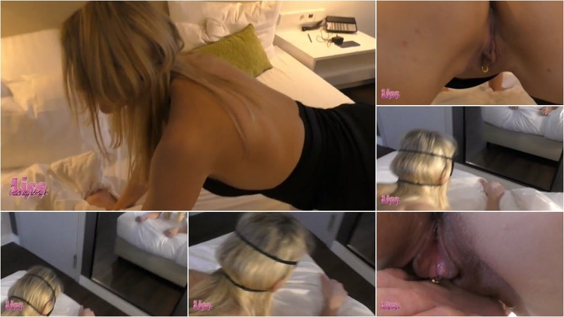 LissLonglegs - BlindFuldet - Fick mich Hart im DoggyStyle [FullHD 1080P]