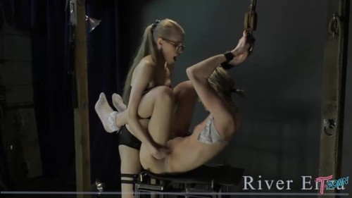 River Enza - Fuck Cage - Shemale, Ladyboy Porn Video