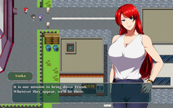 RaiOhGar: Asuka and the King of Steel v1.01 + Save by GapTax/Kagura Games
