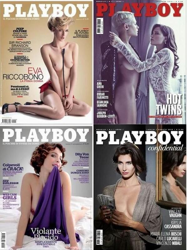 Playboy Italy (2009-2016) PDF
