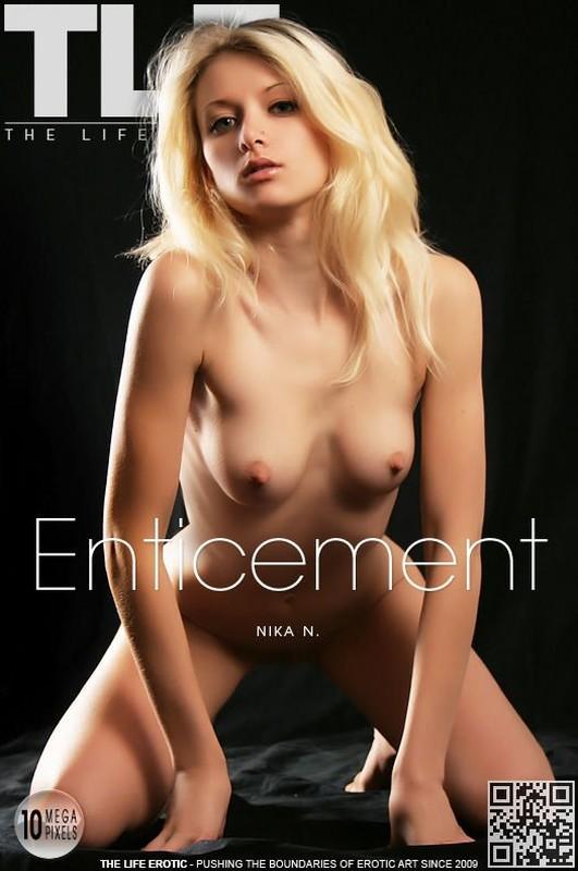 Nika N - Enticement (x120)