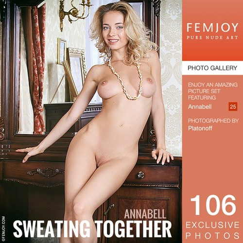 Annabell - Sweating together (x106)