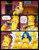 Milky Bunny - The Simpsons - There's No Sex Without EX