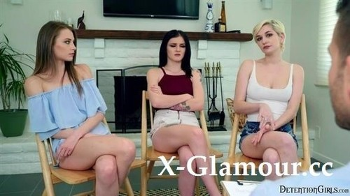 """Kyler Quinn, Rosalyn Sphinx, Skye Blue in """"Star Whores May The 4Th Be With You"""" [HD]"""