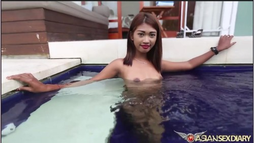Asiansexdiary - Rica pool 2019 exclusive video