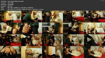 Jenna Lovely - Being Blonde Is The Only Resume She Needs, 1080p