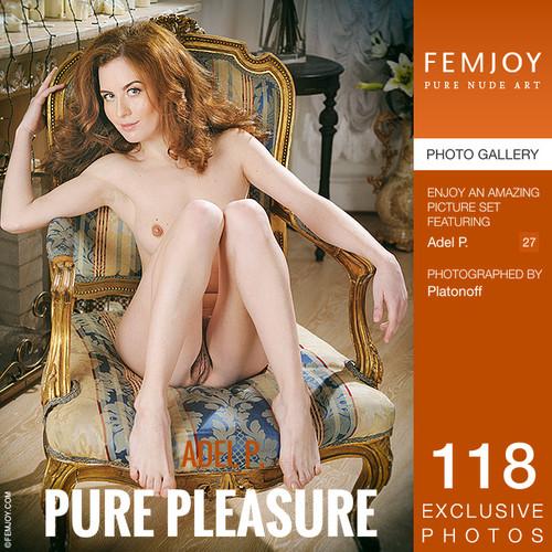Adel P - Pure pleasure (x118)