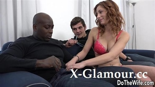 "Jenifer Red in ""Wife Gets Interracial Creampie"" [HD]"