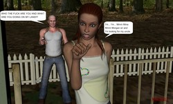 NightFall3D - Mina Chronicles Issue 1 - Origins