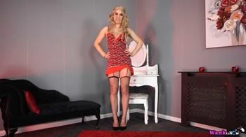 Jasmine Lau - Leggy Blonde, 1080p
