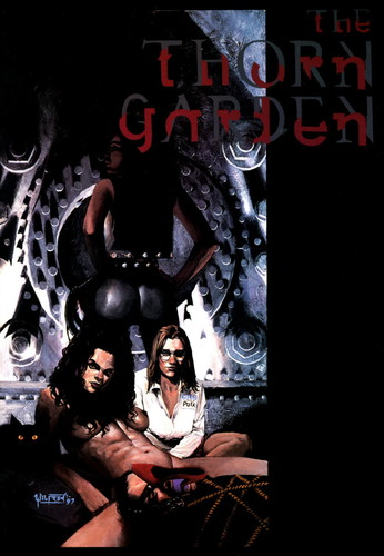 The Thorn Garden (ADULT) (1997) Cover