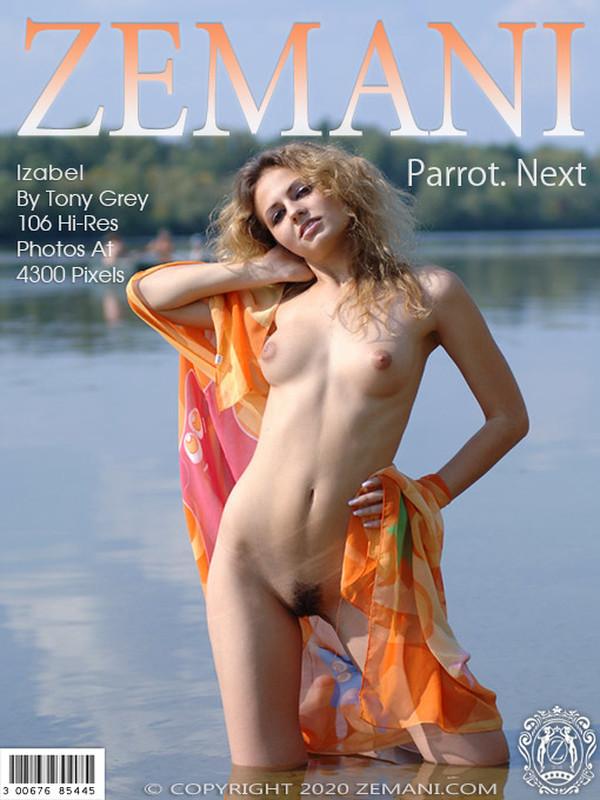 Izabel - Parrot Next (2020-05-23)