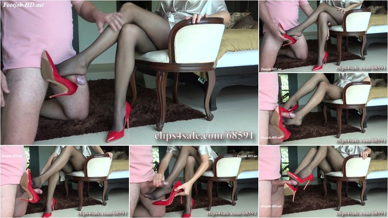 Angel The Dreamgirl - Testing the Submissive [FullHD 1080P]