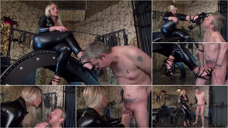 The Heels And Ashtray Slave [FullHD 1080P]