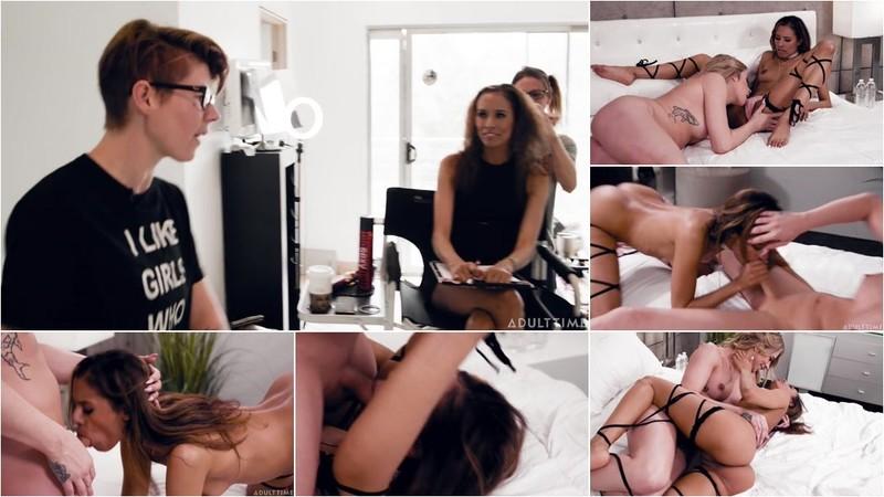 Casey Kisses, Kylie Le Beau - We Like Girls [HD 720p]