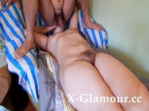 Amateurs - Sexy Chick Rimming Her Kinky Man Until He Cannot Take It Anymore (SD)
