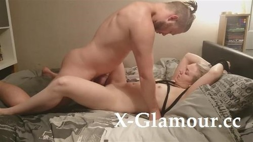 Amateurs - Horny Guy Likes To Fuck A Tied Up Chick (HD)