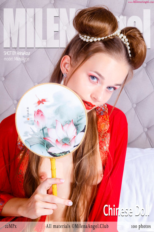 Milena - Chinese Doll (1 Jun, 2020)
