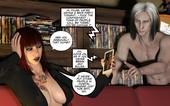 Pilar Living Her Confinement from DarkCowBoy