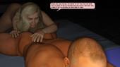 Treedeeerotica - The masseuse 2: Liz goes for it