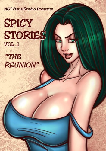 Spicy Stories Vol 01 The Reunion English 8 Pages