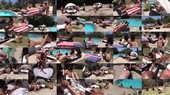 Mean Girl Pool Party - Princess Bella, Princess Beverly, Princess Carmela
