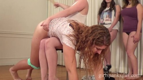 Full6 EE13 Spank Club Part 1 - Strictly Spanking, BDSM, Pain Video