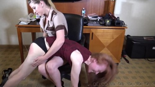Shoplifters Sanction - Spanking and Whipping, Punishment