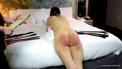 The Sting From 8 Straps - Spanking and Whipping, Punishment