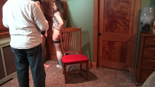 Sisters Who Smoke Together Get Spanked Together 2 - Spanking and Whipping, Punishment