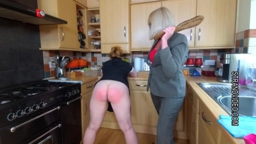 The New Housemaid - Spanking and Whipping, Punishment