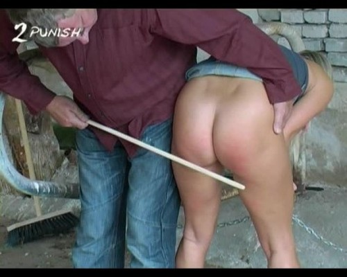 Tiffany - Spanking and Whipping, Punishment