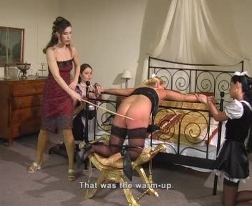 The Maid - Spanking and Whipping, Punishment