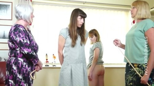 The Head and Aunty Cane Lulu - Spanking and Whipping, Punishment