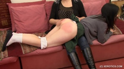 Simpson Education - Spanking and Whipping, Punishment