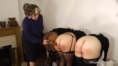 The Maids - Spanking and Whipping, Punishment