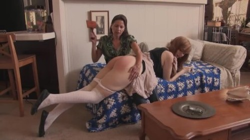 The Spanking Ranch - Part One - Spanking and Whipping, Punishment