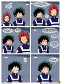 I See You by Area - My hero academia sex comic