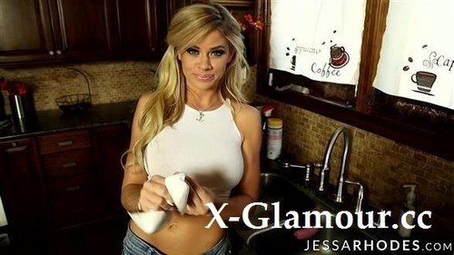 "Jessa Rhodes in ""Hot Pov Kitchen Sex"" [HD]"