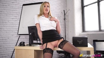 Holly Kiss - office girls, 1080p