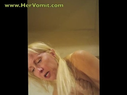 Brutal Deepthroat, Puke Girl, Vomit Video, Barf Sex Video 534