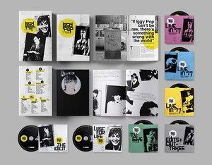 Iggy Pop - The Bowie Years (7CD) [WEB] (2020)