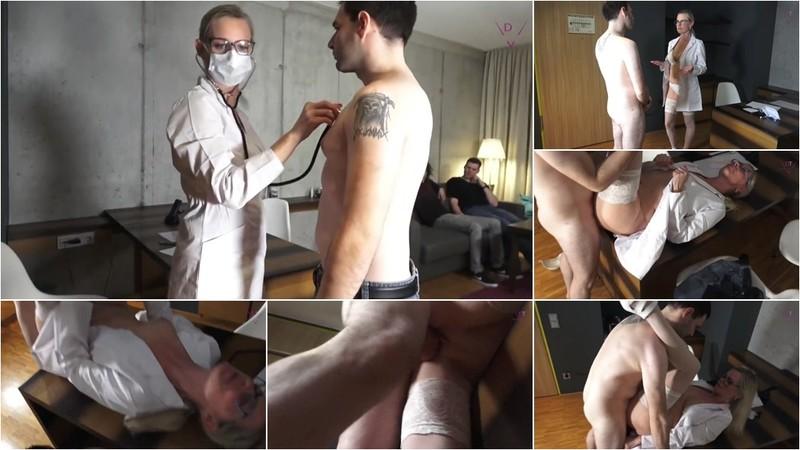 Dirty-Tina - Praxis Dr.Tina - Frau Doktor - Ich muss ficken [FullHD 1080P]