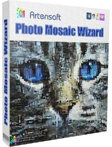 Artensoft Photo Mosaic Wizard v1.8.127 + klíč