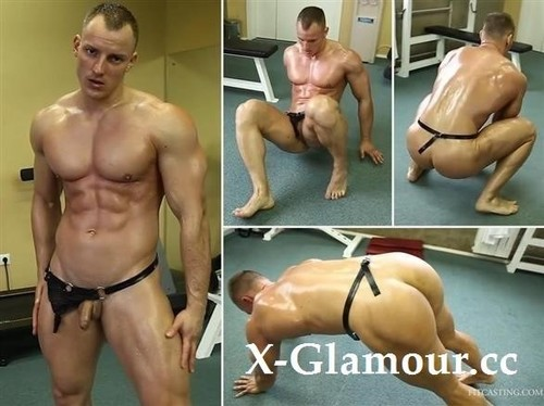 Stas Aka Artem Zakharov From RusCapturedBoysCom - Stas Animal Kingdom Challenge [HD/720p]