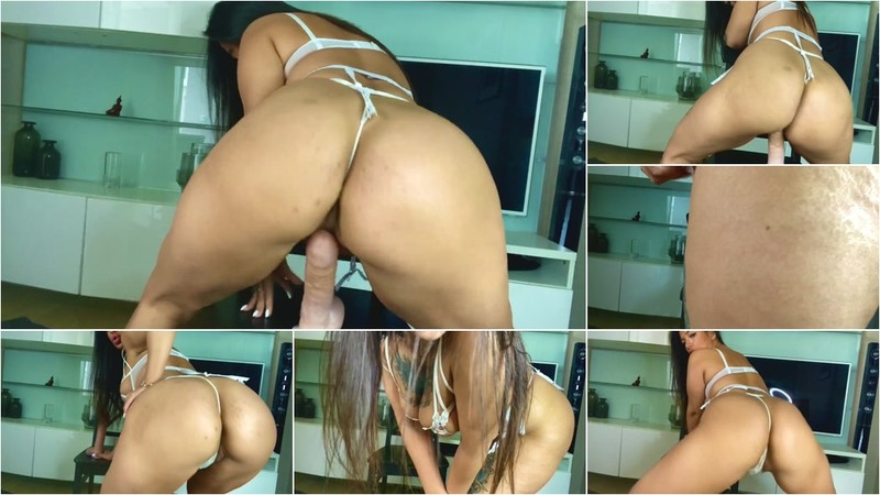 Joanna Bailess - Big Ass Twerking on your Dick [FullHD 1080P]