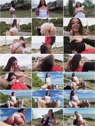 Martina Smeraldi - Anal In Public Makes Her Squirt [HD 720p] BangBros
