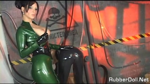 Fetish, Latex, Rubber Video, Leather Sex Video 6262
