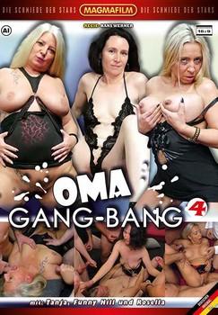 Oma Gangbang 4