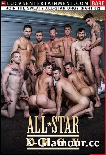 Amateurs - Lvp313-03 All-Star Orgy, Scene 03 Join The Sweaty All-Star Orgy [HD/720p]